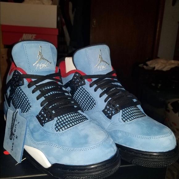 watch acbba 55867 Nike x Travis Scott cactus jack 4s